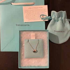 Tiffany & Co Two Carat Pendant